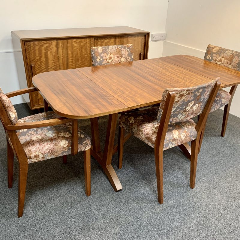 1940's David Joel Dining Room Suite