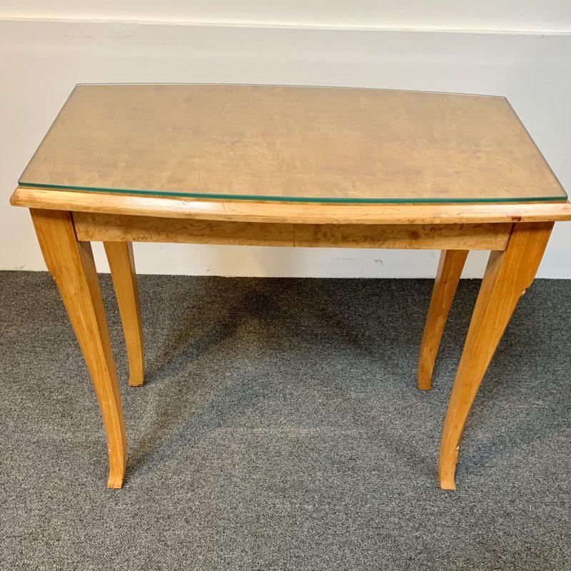 Art Deco Scandinavian Side Table
