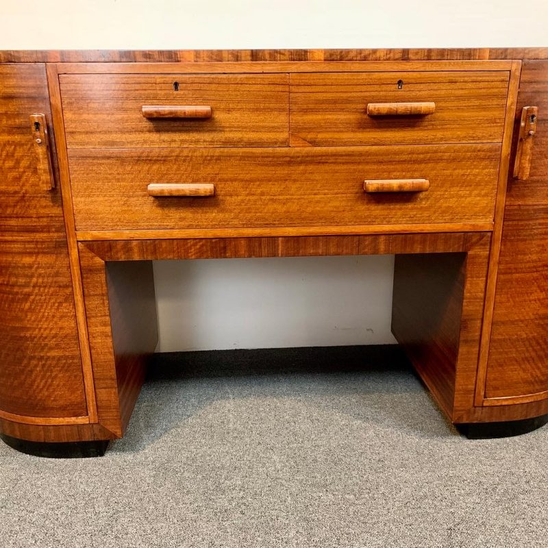Waring and Gillow Art Deco SideBoard / Cabinet / Console