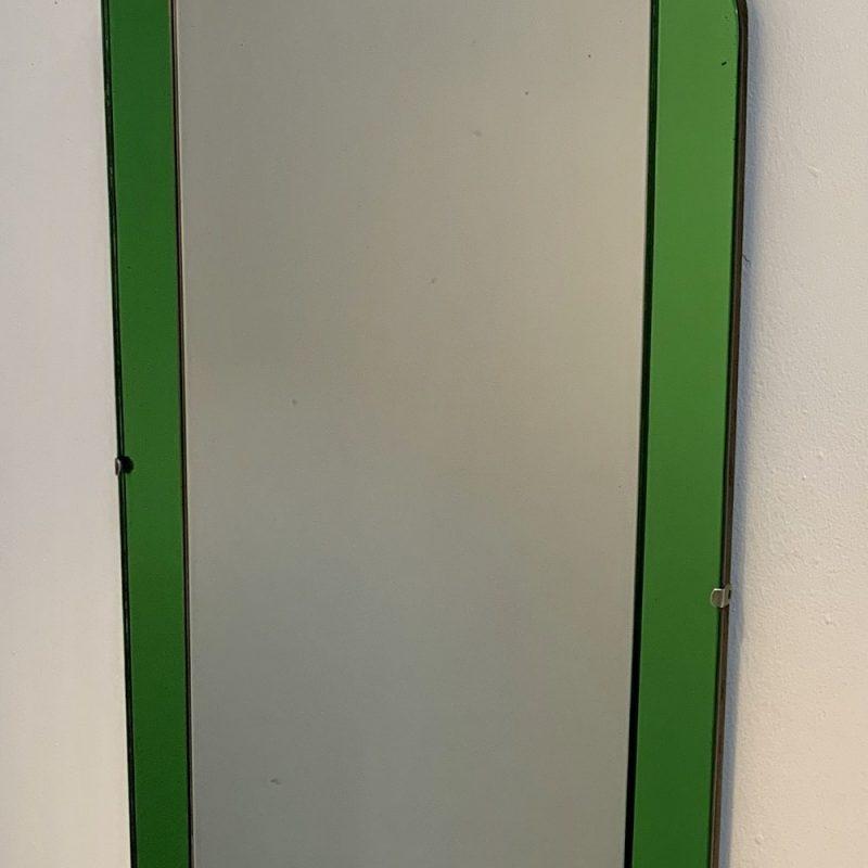 Art Deco Elongated Mirror