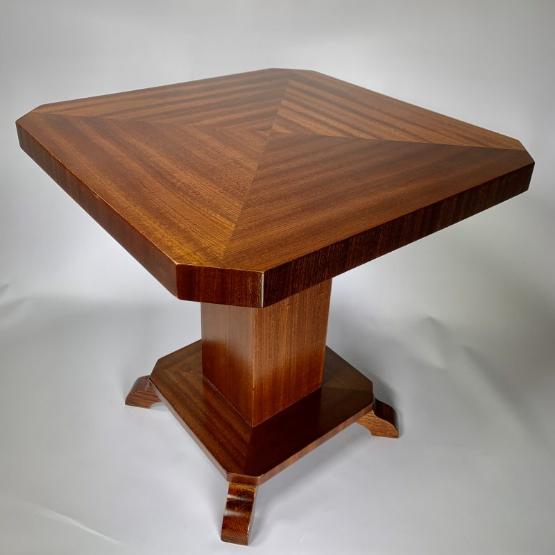 Art Deco Small Coffee/Side/Lamp Table