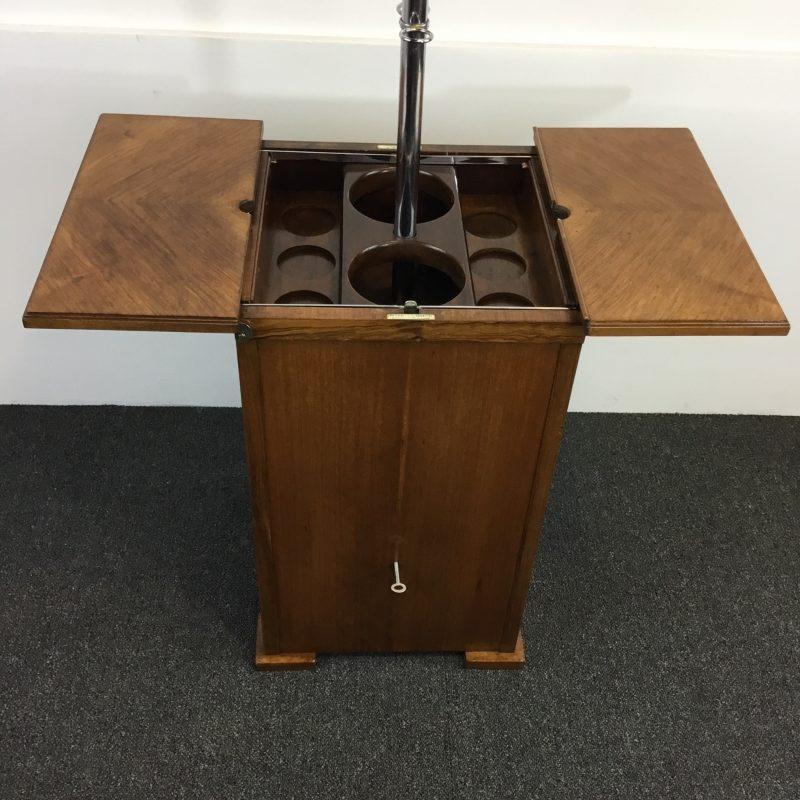 Aspreys Art Deco 'Elevette' Drinks Cabinet