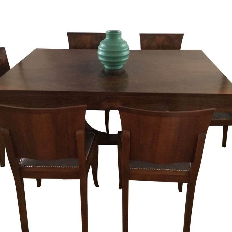 French Dining Room Table and 6 Chairs