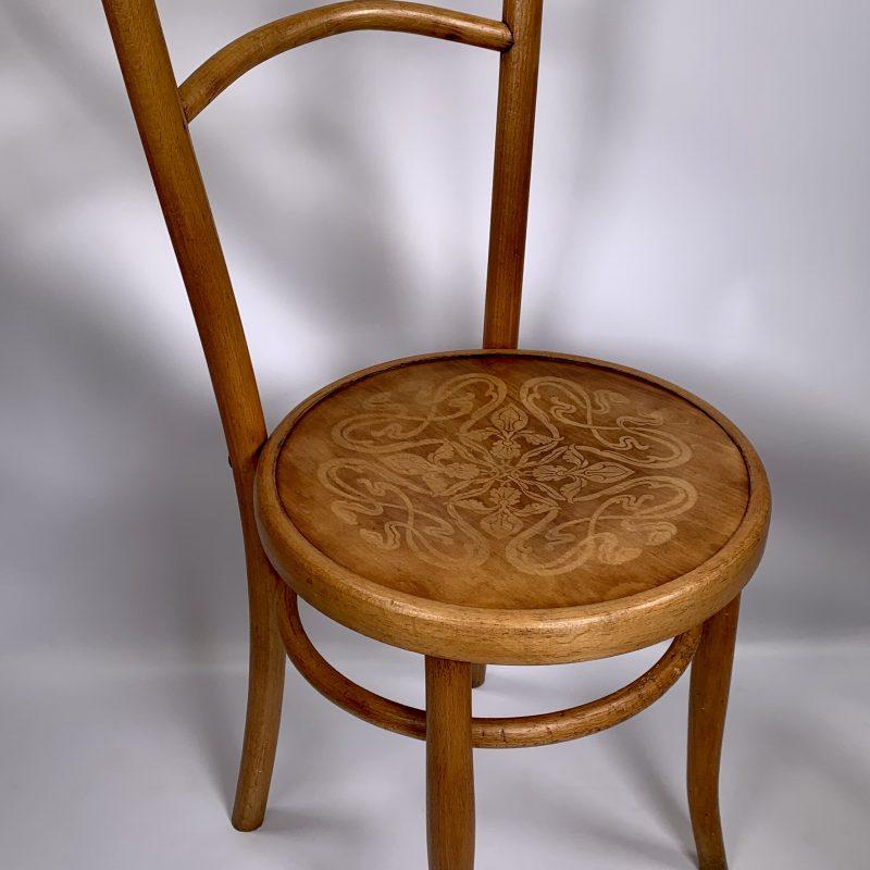 Fischel Bentwood Chair