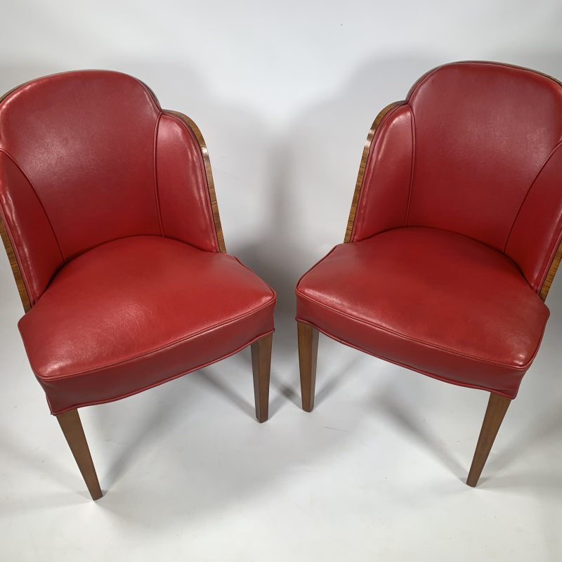 A Pair of Epstein Side Chairs