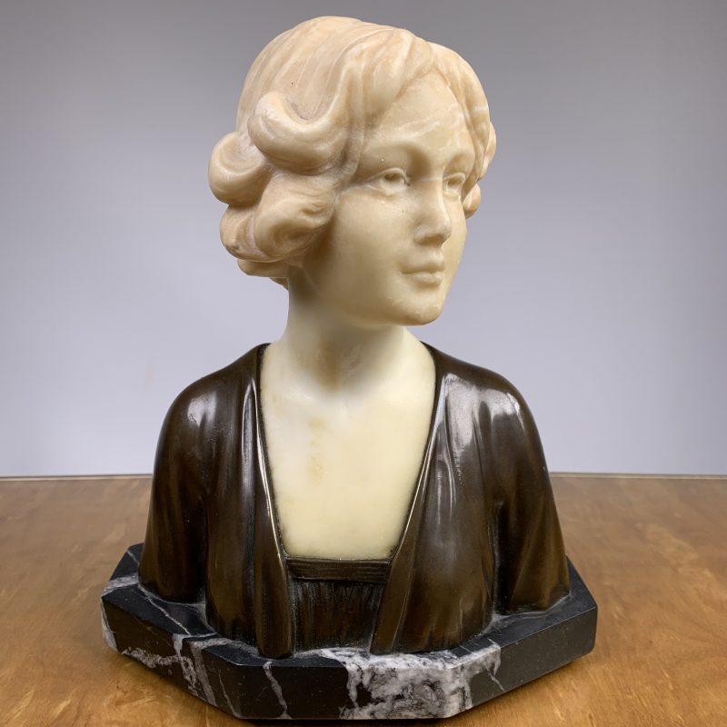 Art Deco Bust by Moerlin
