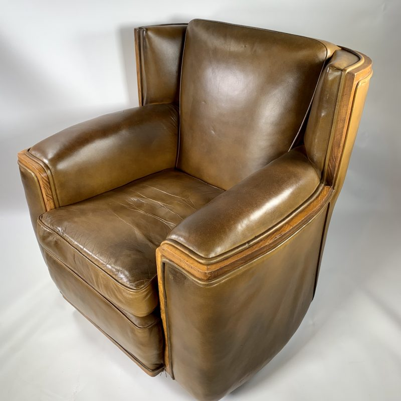 Art Deco Epstein Bankers Chair