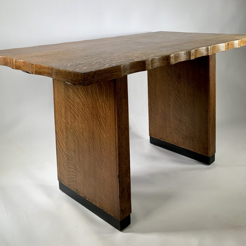 1930s Oak Table by Betty Joel