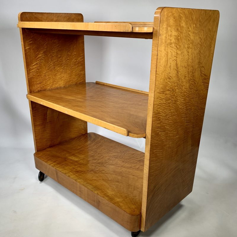 Art Deco Serving Trolley by H & L Epstein