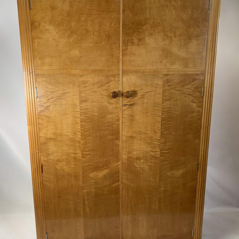 Art Deco Wardrobe by Heal's