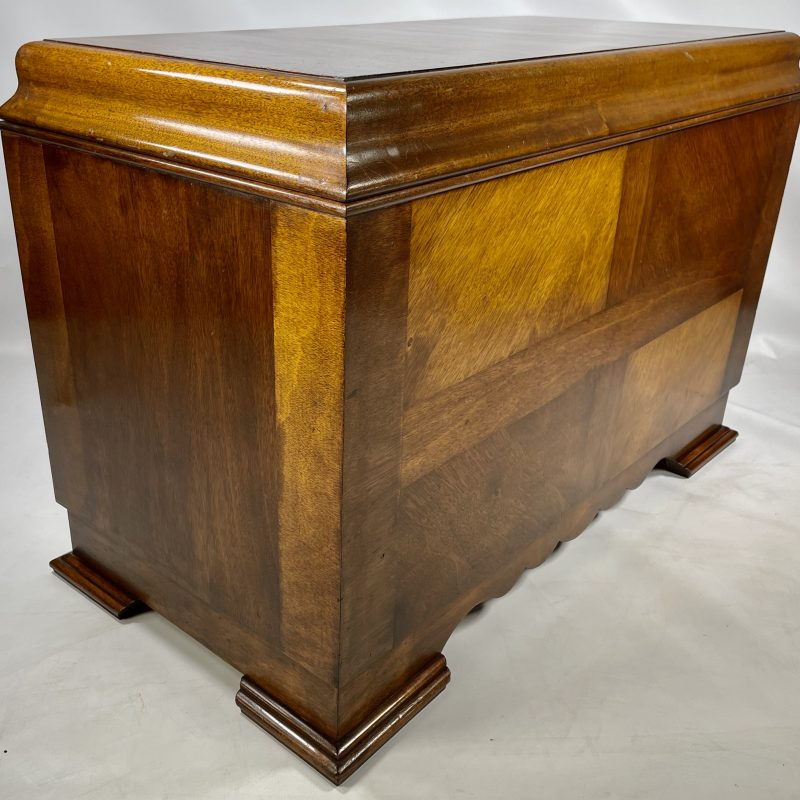 Art Deco Blanket Box