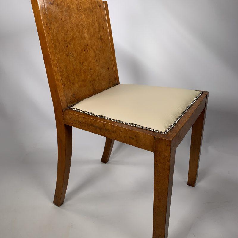 A Fine Art Deco Bedroom Chair