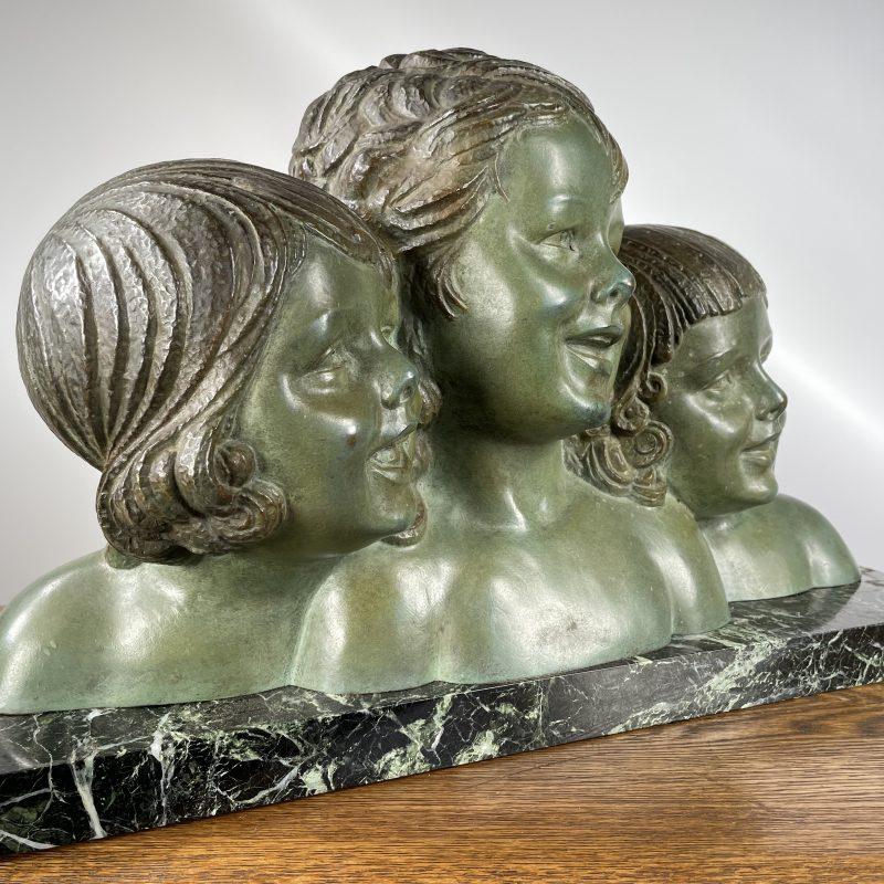 Art Deco Sculpture by Demetre Chiparus