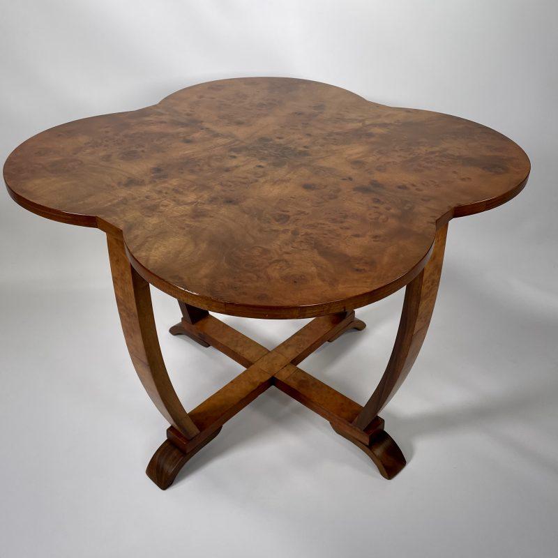 Art Deco Walnut Coffee/Side Table