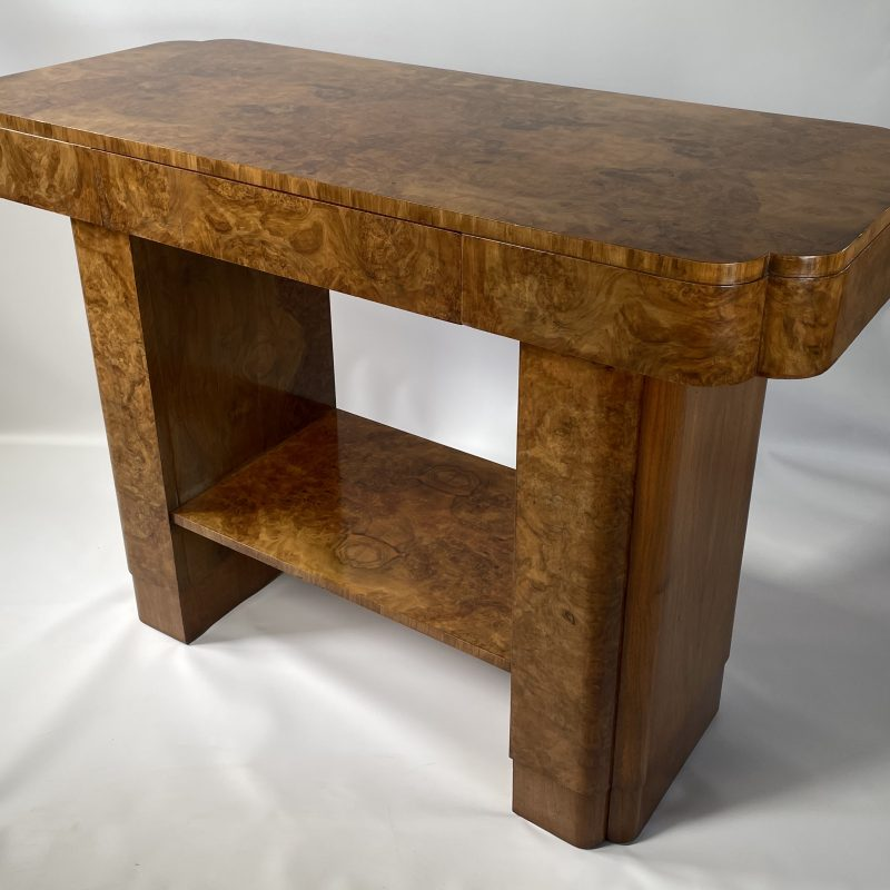Art Deco Serving/Buffet Table attributed to Hille