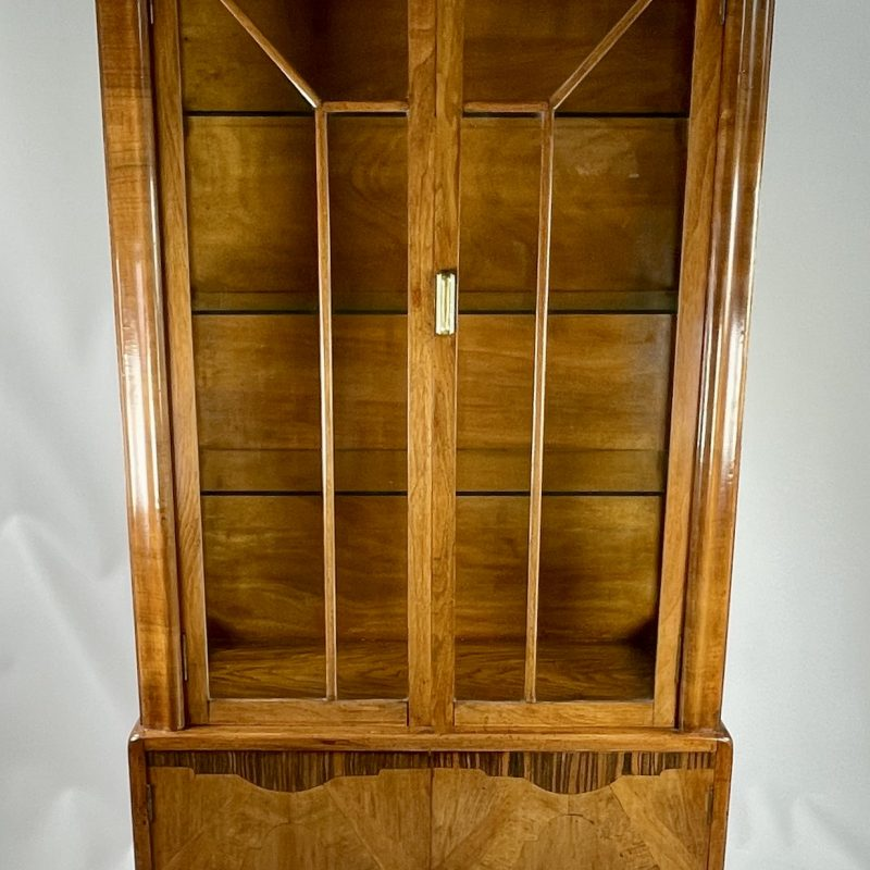 Art Deco Display Bookcase