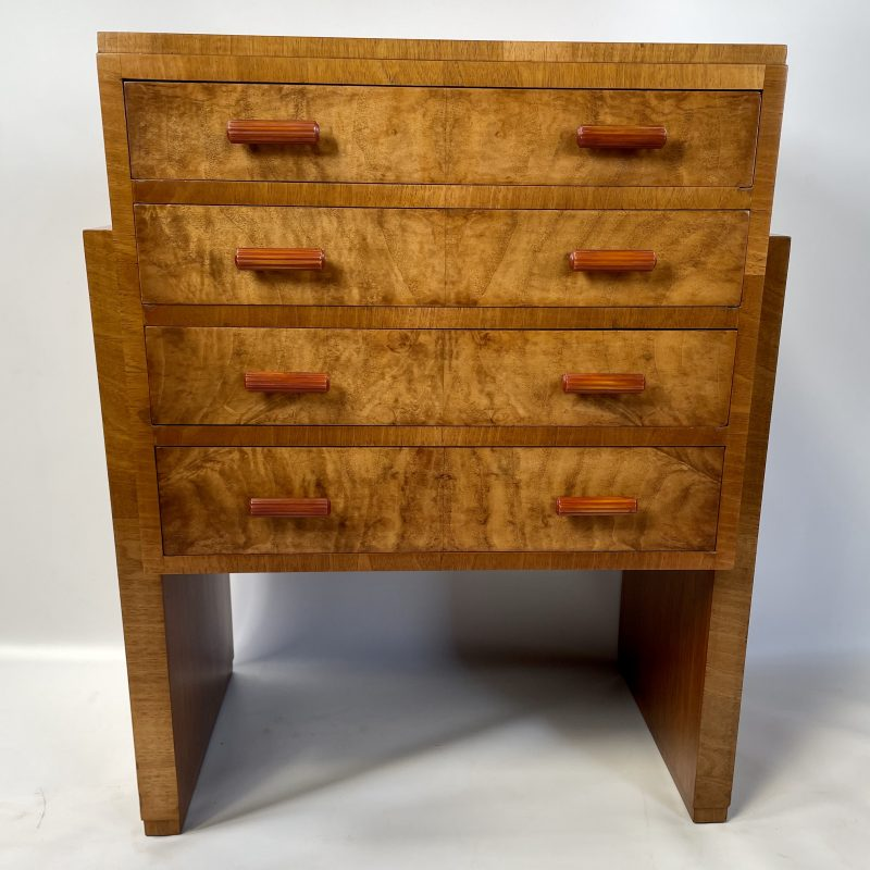 Art Deco Cabinet for Cutlery