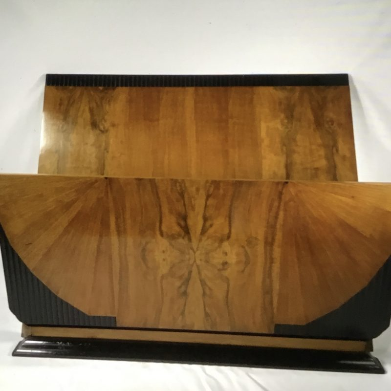 Art Deco French Bed