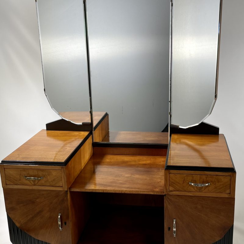 Art Deco French Dressing Table