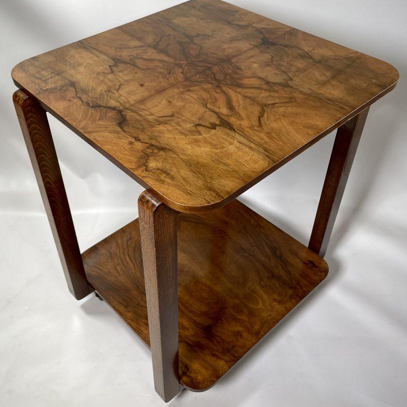 Art Deco Side Table/Trolley