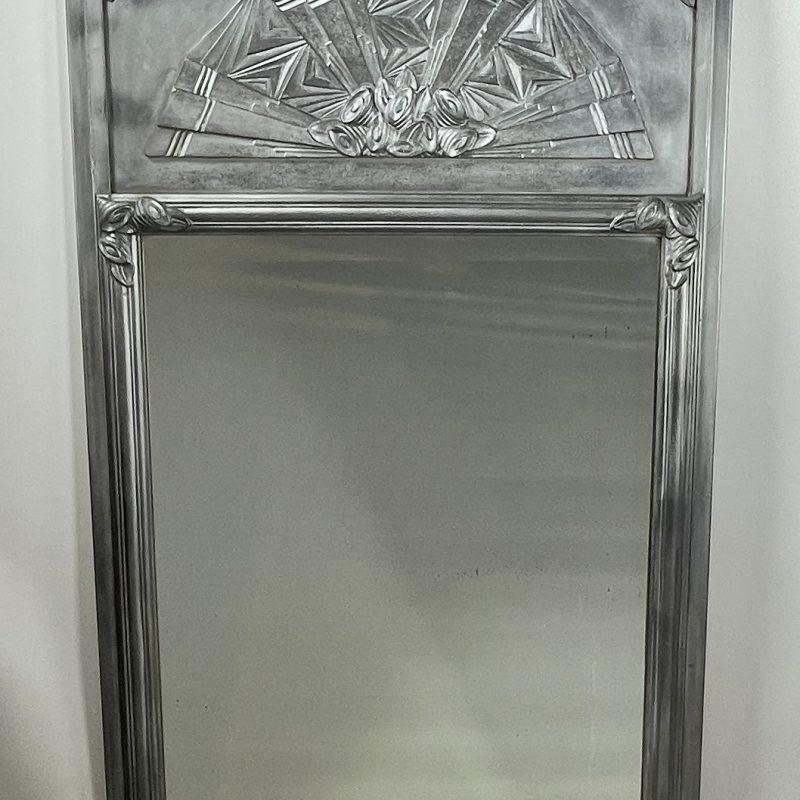 Art Deco French Mirror