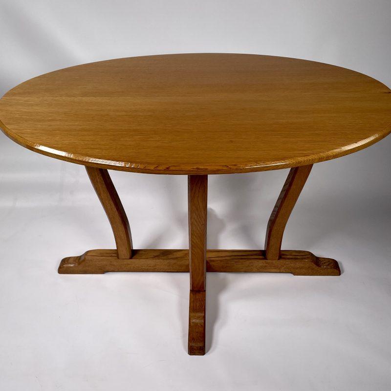 1930s Oak Coffee Table