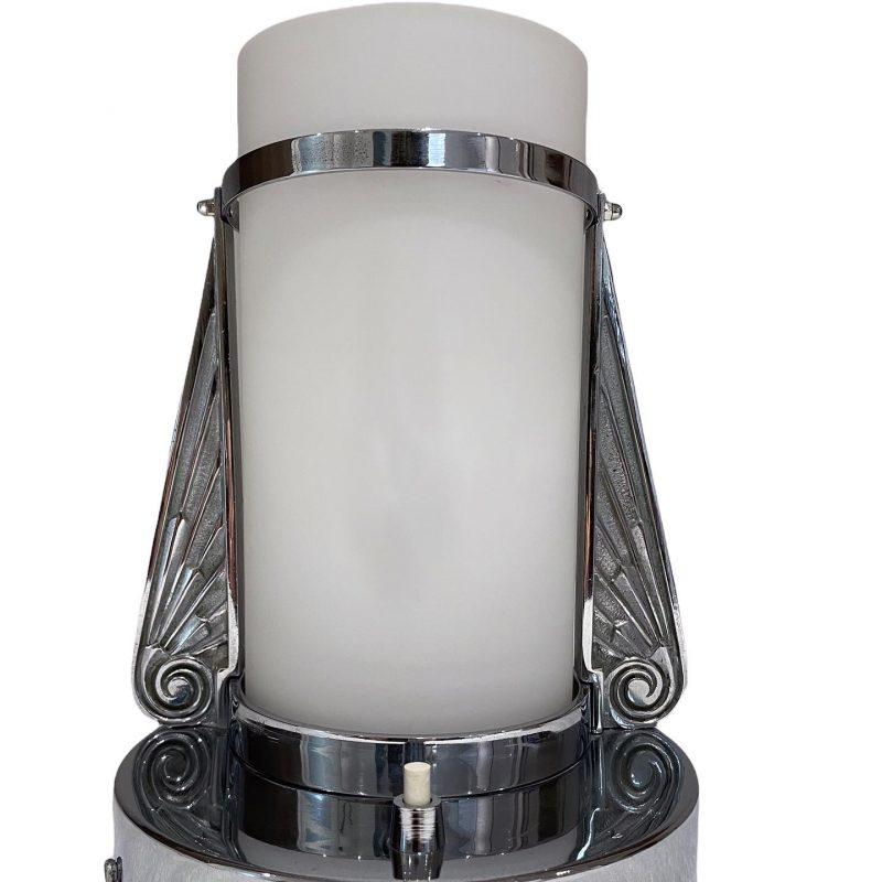Art Deco French Lamp